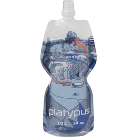Platypus SoftBottle Push Pull Cap 1l, arroyo